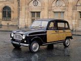 Renault 4 La Parisienne 1963–67 images