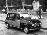 Renault 4 La Parisienne 1963–67 pictures