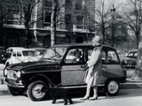 Renault 4 La Parisienne 1963–67 wallpapers
