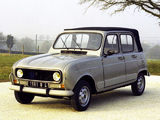 Renault 4 Découvrable by Heuliez 1981 wallpapers