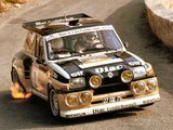Photos of Renault Maxi 5 Turbo 1985