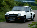Pictures of Renault 5 Turbo 2 1983–86
