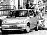 Pictures of Renault 5 GTX 1987–91