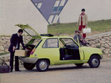 Renault 5 TL 1972–79 images