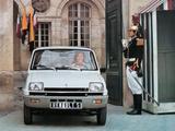 Renault 5 1972–85 wallpapers