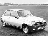Renault 5 Gordini 1976–81 images