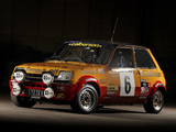 Renault 5 Alpine Rally Car 1977 wallpapers