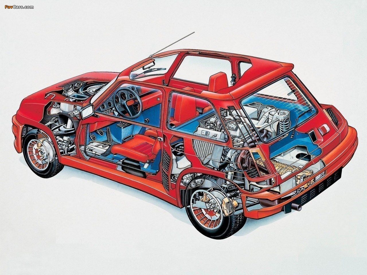 Renault 5 Turbo 1980–82 images (1280 x 960)