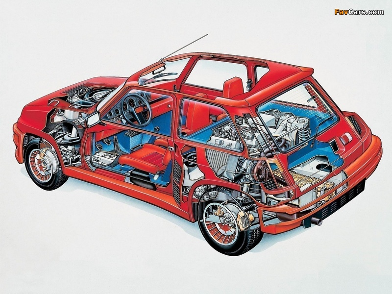 Renault 5 Turbo 1980–82 images (800 x 600)
