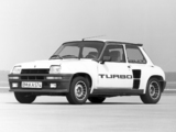 Renault 5 Turbo 1980–82 images