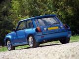 Renault 5 Turbo 1980–82 photos