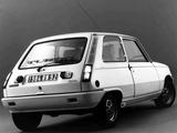 Renault 5 Lauréate Turbo 1984 images