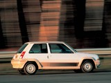 Renault 5 GT Turbo 1985–91 images