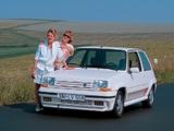Renault 5 GT Turbo 1985–91 photos