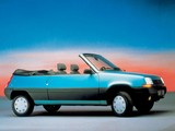 Renault 5 Convertible 1989 photos