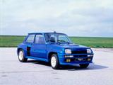 Renault 5 Turbo 1980–82 wallpapers
