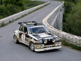 Renault Maxi 5 Turbo 1985 wallpapers