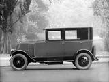 Images of Renault 6 CV Limousine (NN) 1924–30