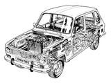 Renault 6 1968–74 images