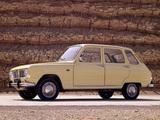 Renault 6 1968–74 wallpapers