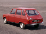 Renault 6 L 1974–80 pictures