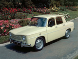 Photos of Renault 8 1962–72
