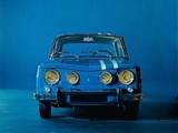 Pictures of Renault 8 Gordini 1964–70