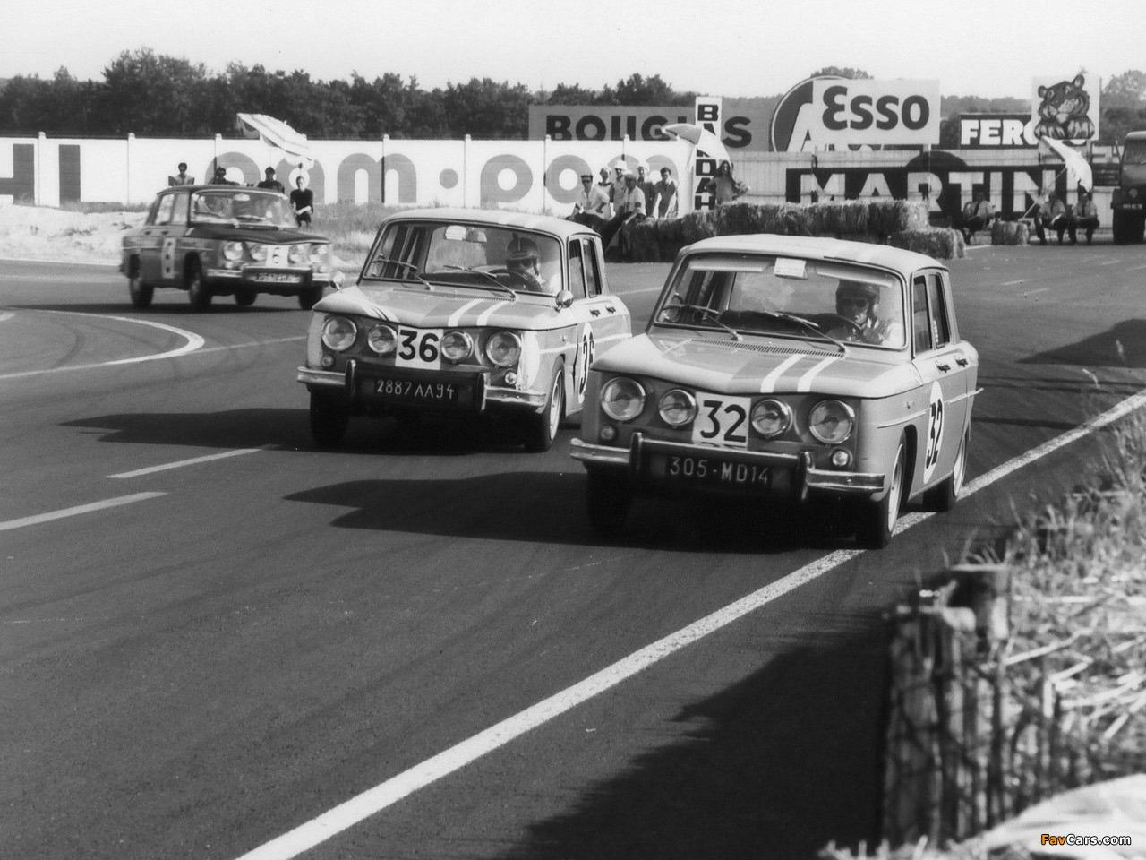 Renault 8 Gordini 1964–70 photos (1280 x 960)