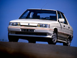Pictures of Renault 9 Turbo 1986–88