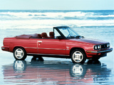 Renault Alliance Convertible 1985–87 photos