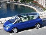 Pictures of Renault Avantime UK-spec 2001–03
