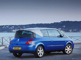 Renault Avantime UK-spec 2001–03 wallpapers