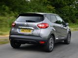 Photos of Renault Captur UK-spec 2013
