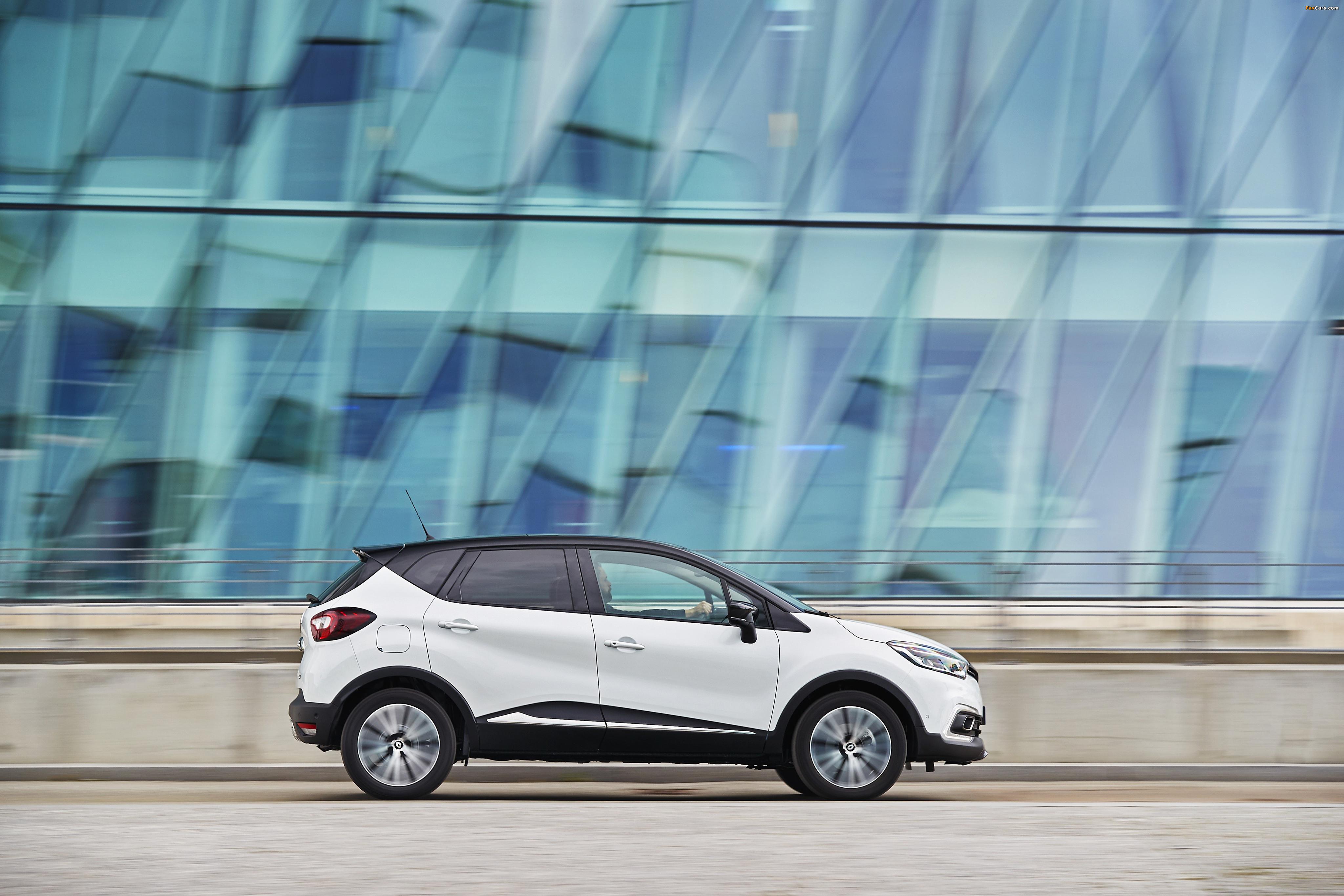 Renault Captur Initiale Paris 2017 photos (4096 x 2731)