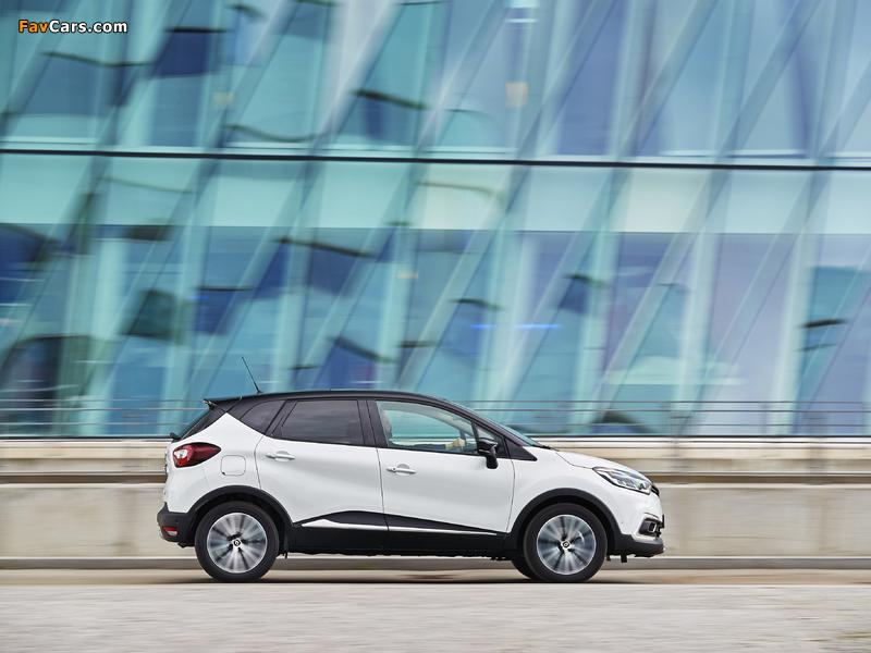 Renault Captur Initiale Paris 2017 photos (800 x 600)