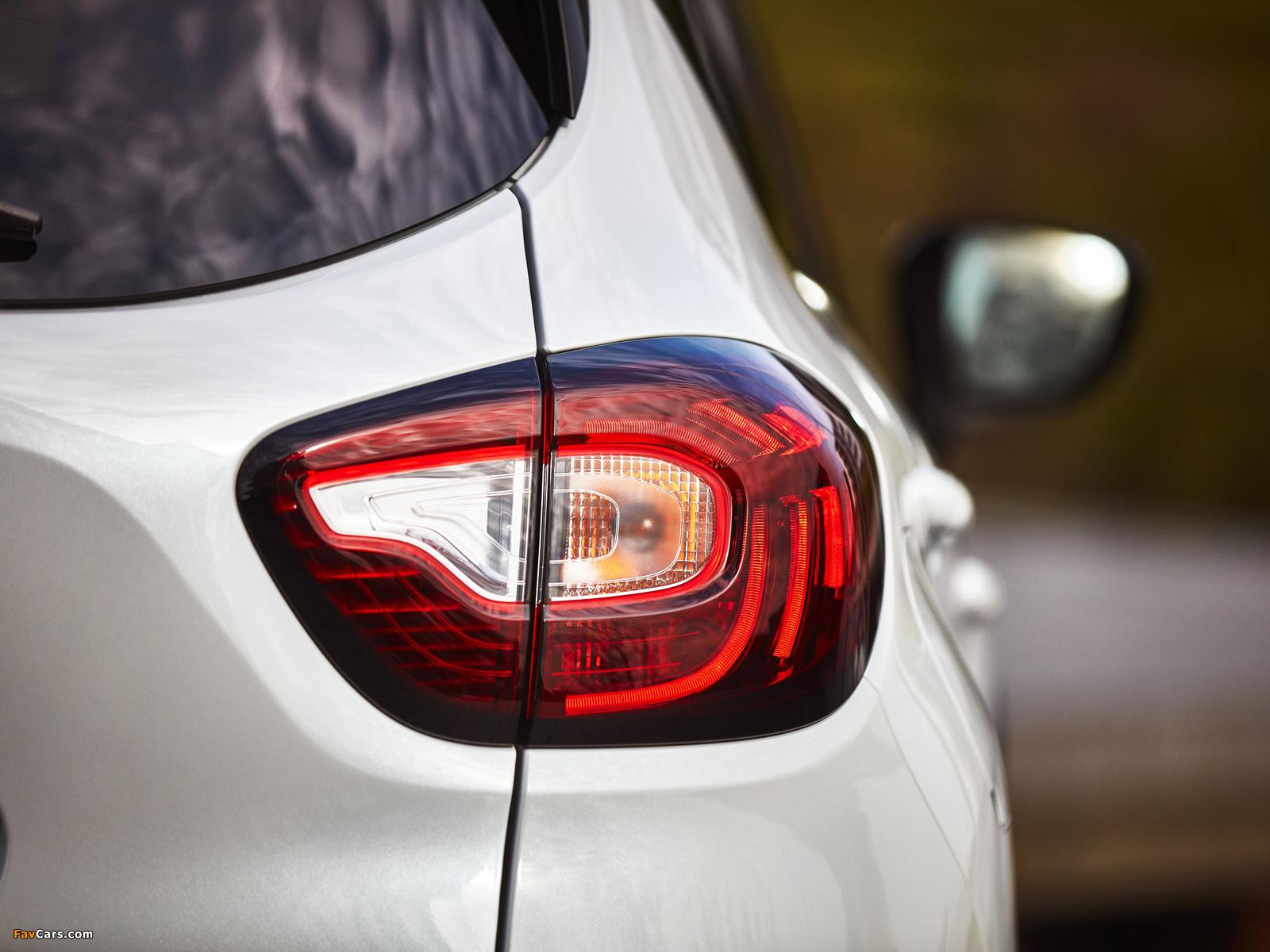 Renault Captur Initiale Paris 2017 pictures (1600 x 1200)