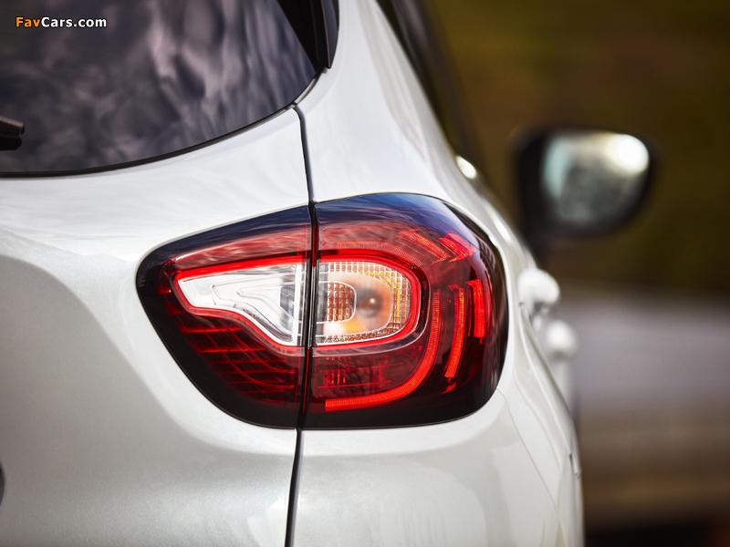 Renault Captur Initiale Paris 2017 pictures (800 x 600)