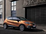Renault Captur 2017 wallpapers