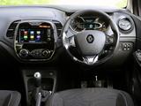 Renault Captur UK-spec 2013 wallpapers