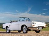 Renault Caravelle UK-spec 1959–68 photos