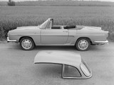 Renault Caravelle 1959–68 wallpapers