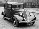 Renault Celtaquatre Sedan 1934–38 pictures