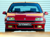 Images of Renault Clio 16S 1993–97