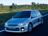 Images of Renault Clio V6 Sport 1999–2001