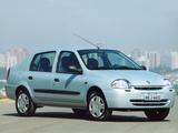 Images of Renault Clio Sedan BR-spec 2000–03