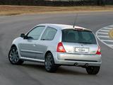 Images of Renault Clio Sport ZA-spec 2002–05