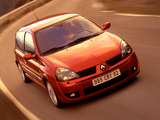Images of Renault Clio RS 2002–05