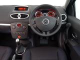 Images of Renault Clio 3-door ZA-spec 2006–09