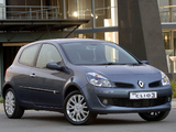 Images of Renault Clio 3-door ZA-spec 2006–09
