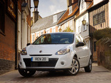 Images of Renault Clio 20th Limited Edition UK-spec 2010